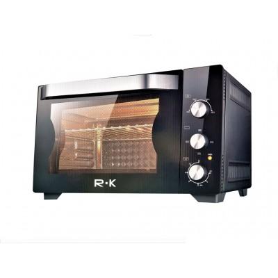 R&K Ηλεκτρικό Φουρνάκι 35L 1600W - Μαύρο - 3507