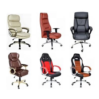 Πολυθρόνα Γραφείου κατάλληλη και για Gaming τύπου Bugget NF-6625