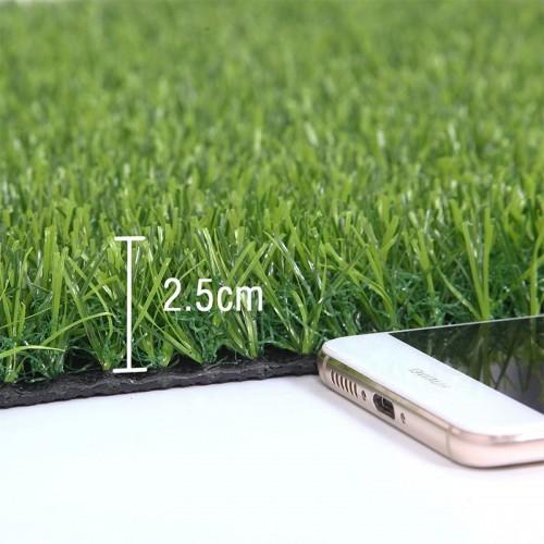 Συνθετικός Χλοοτάπητας 25mm /Πλάτος 2m Τεχνητό Γκαζόν Κωδ.supergrass25-2